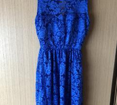 Univerzalna plava haljina