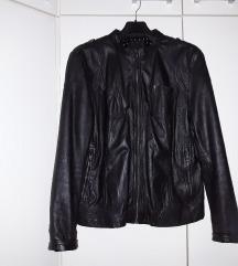 S'oliver kožna jakna 44 u zamjenu
