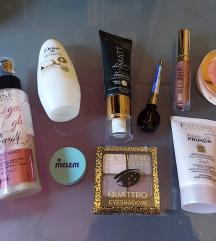 Kozmetika lot 100kn NOVO