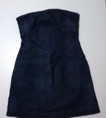 Traper haljina otvorenih leđa, vel. S