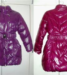 WenBo bordo zimska jakna (vel.16)