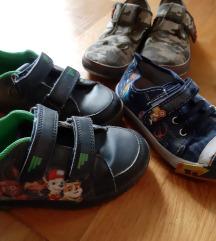 3xLot obuće dječje vl.29