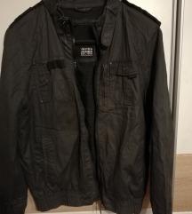 crna muška jakna