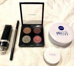 Lot kozmetike- MAC, RMS, DIOR