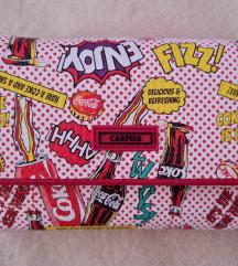 NOVI novčanik Coca-Cola