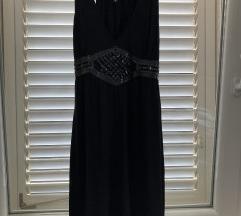 Crna haljina, prodaja/zamjena, S