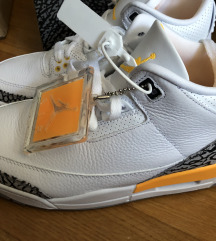 Air Jordan Retro 3 ''Laser Orange''