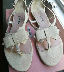 Miu Miu sandale, vel 38/39