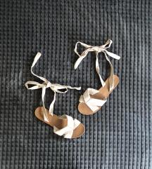 Asos nude/roze sandale