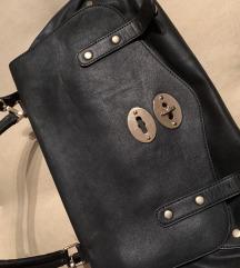 Poštarska crna torba