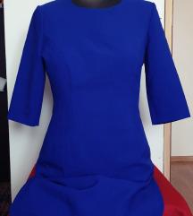 elegantna strukirana haljina