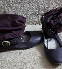 Ljubičaste cipele/gležnjaće