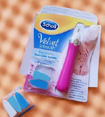 Scholl električna rašpica za nokte