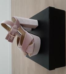 Elfs sandale / visoka peta