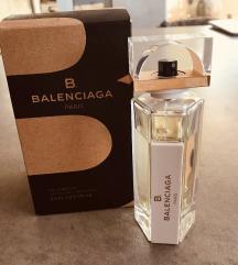 B. BALENCIAGA eay de parfum