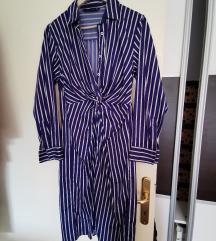 Zara haljina na pruge