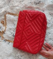 Mango crvena torba