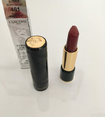 Lancome L'Absolu Rouge Ruby Cream 481
