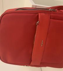 Samsonite crveni ruksak za laptop