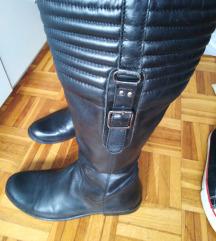 Podstavljene zimske zensle cizme br. 39