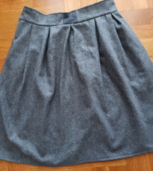 Vunena suknja