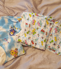 Lot dječjih pidžama