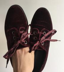 Bershka plišane cipele