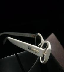 Bijele sunčane naočale