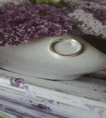 Prsten srebro jednostavan