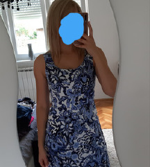 %AKCIJA% H&M poslovna/dnevna haljina