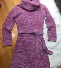 LA REDOUTE pulover rolka vunena haljina