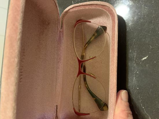 Miu miu dioptrijske naočale