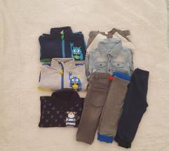 Majice, trenirke i hlače LOT %%sada 50kn