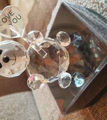 Austrijski kristal,medvjedić