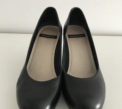 Crne cipele s platformom, vel 36