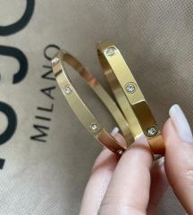 Love bracelets Cartier