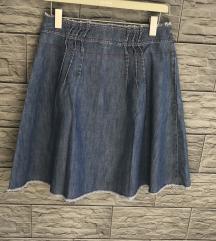 Max&Co. traper wrap suknja, 38-40 sniženo