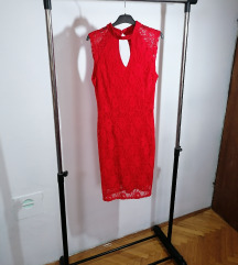 Kratka večernja haljina