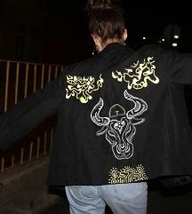 Rucno oslikana jakna