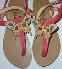 Sandale crvene NOVO