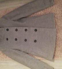 Kratki kaput H&M vel. S