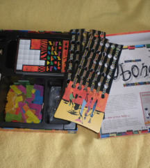 UBONGO - društvena igra / board game do 4 igrača