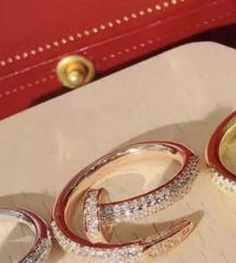 Cartier prsten uključena poštarina