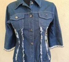 Jeans ženska jakna, preuzimanje Rijeka