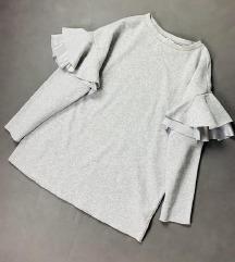 H&M sweatshirt, haljina/tunika