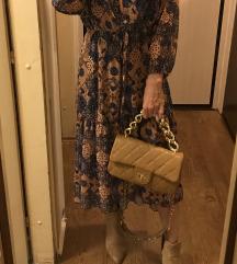 Jesenska midi haljina (nova)