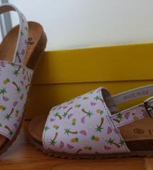 Kožne sandalice