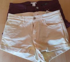 Lot kratke hlače 36