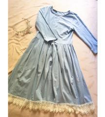 🦋 Plava haljina