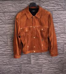 Vintage MCM kožna jakna 38